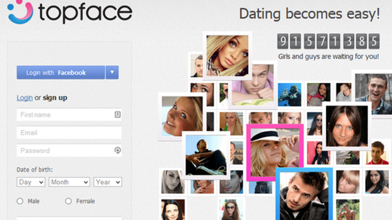 topface dating på nettet helt gratis online dating sites Sør-Afrika