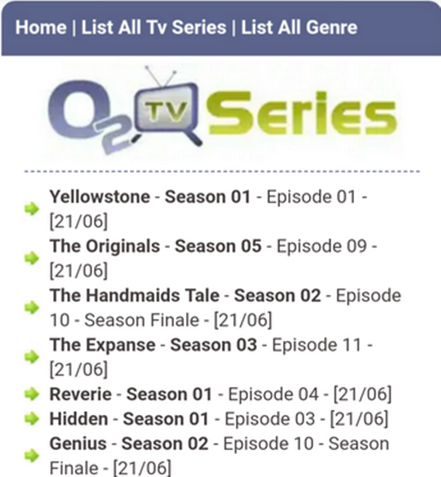 o2tv movies series Archives - Current View Gist