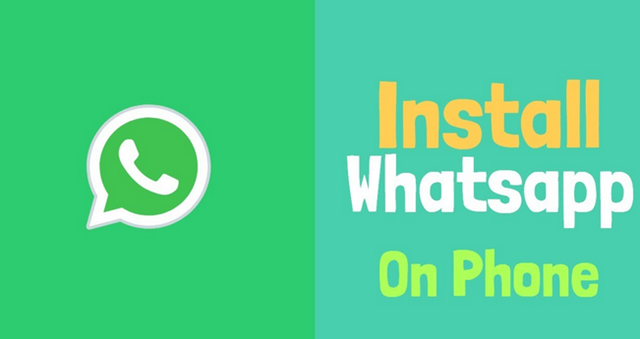 how to install whatsapp new version  whatsapp download